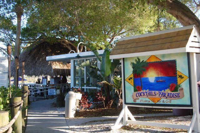 O Leary S Island Park Dog Friendly Restaurant