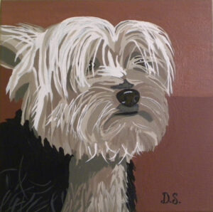 artists for pet portraits