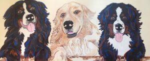 artists for pet portraits