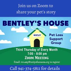 bentleys pet loss support | sarasotadog
