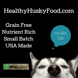 Healthy Husky Food | sarasota dog