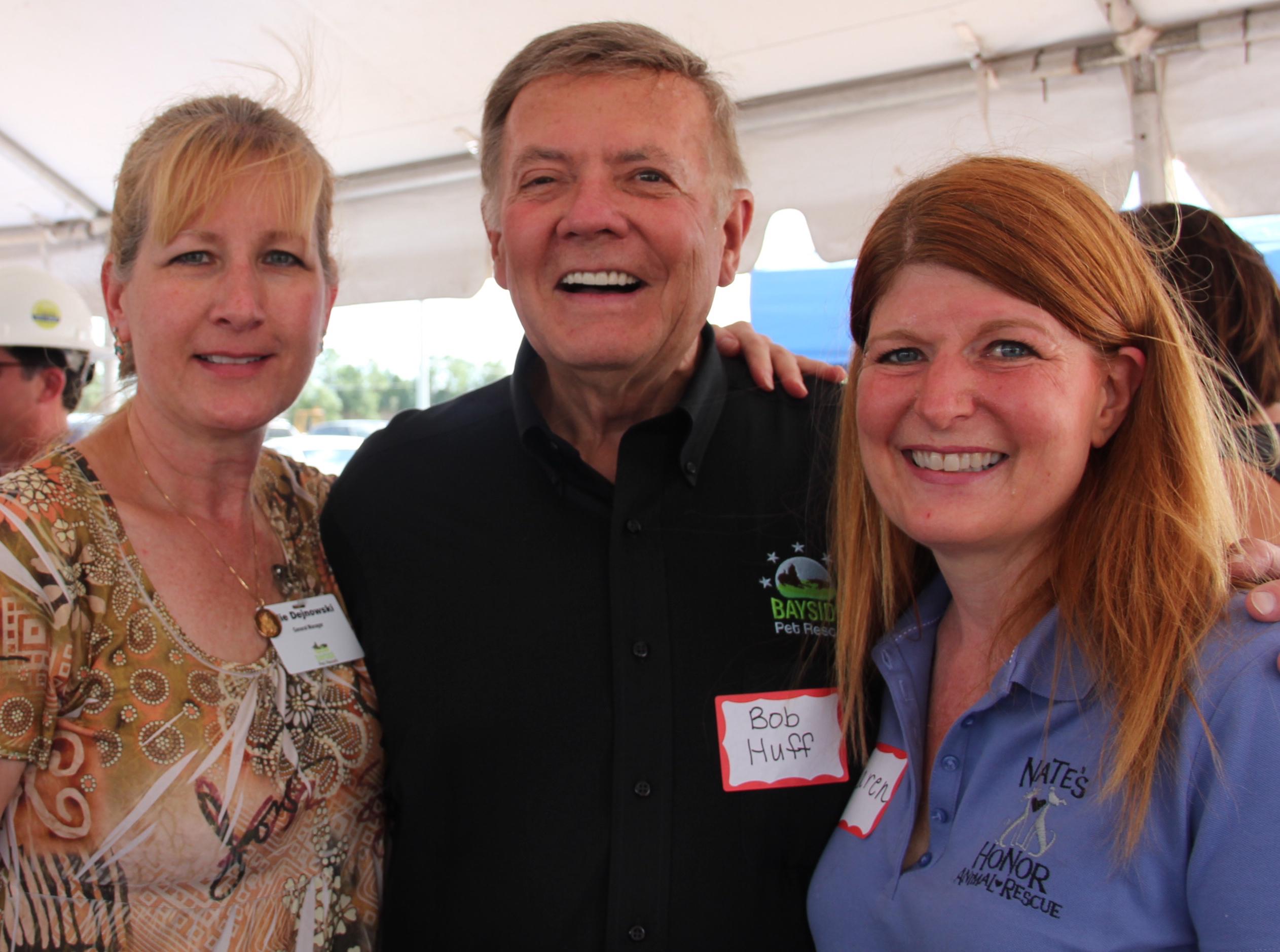 Julie, Bob, Karen | Sarasota Dog